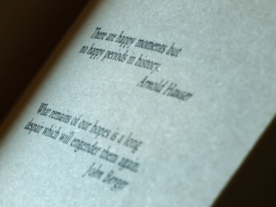 Opening quote #2