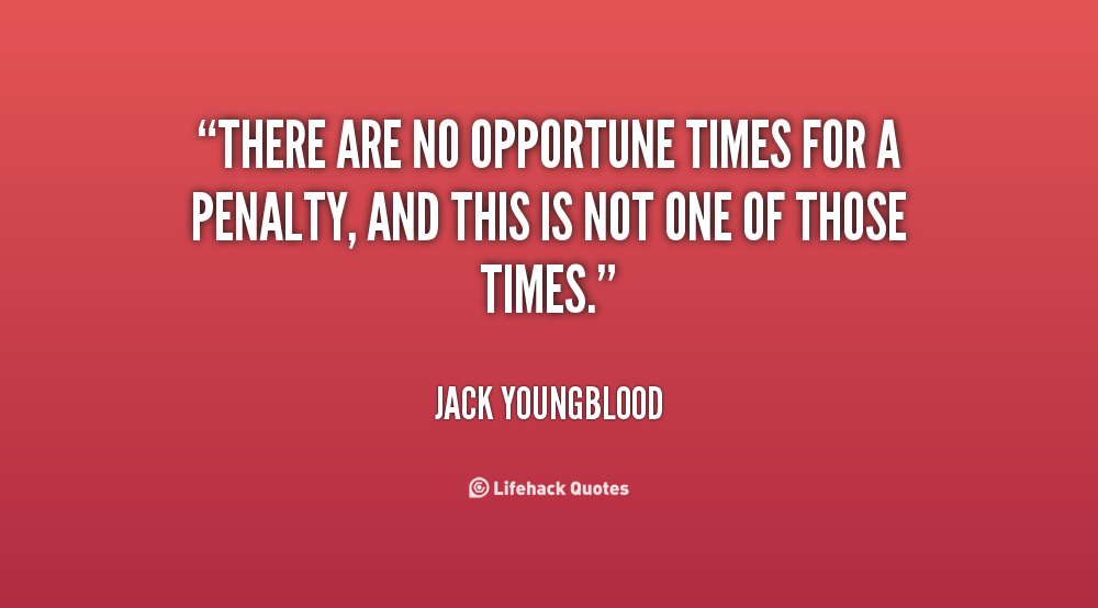 Opportune quote #2