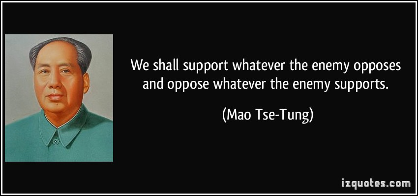 Oppose quote #1