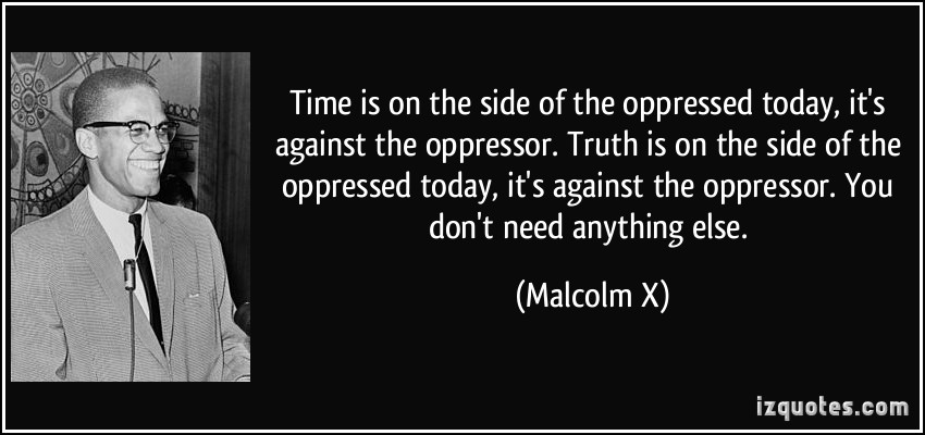 Oppressor quote #1
