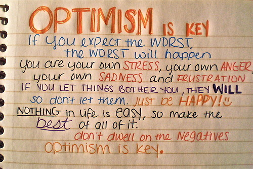 Optimism quote #8