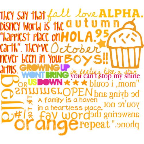 Orange quote #4