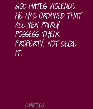 Ordained quote #1