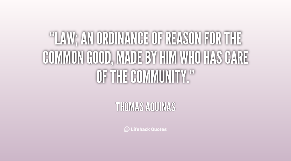 Ordinance quote #1