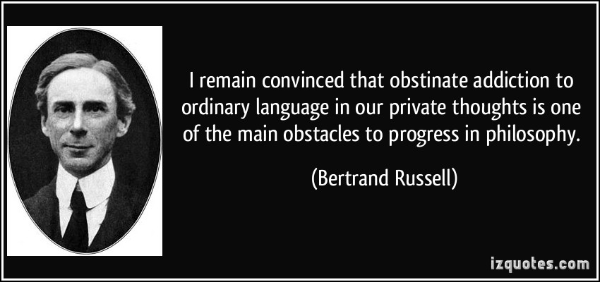 Ordinary Language quote #2