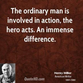 Ordinary Man quote #1