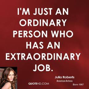 Ordinary Person quote #2