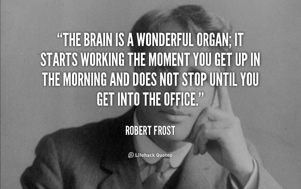 Organ quote #2