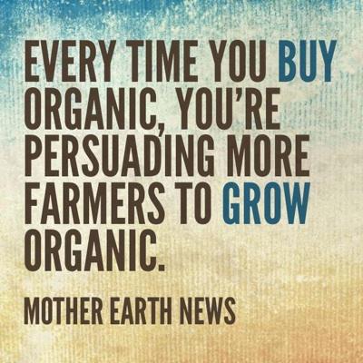 Organic quote #6