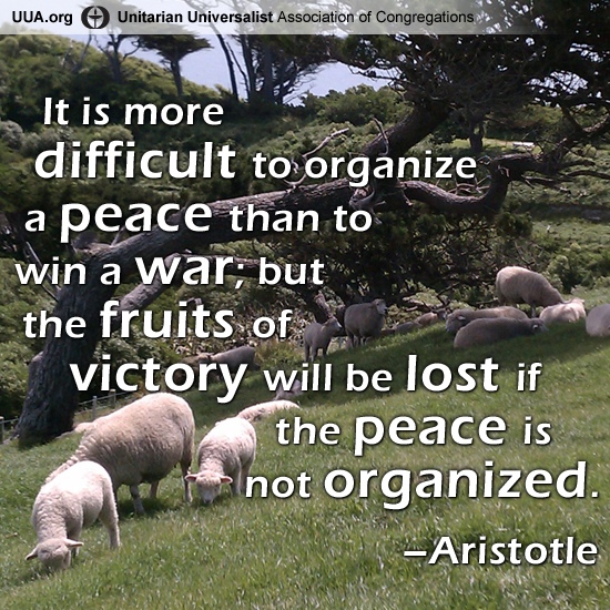 Organized quote #6