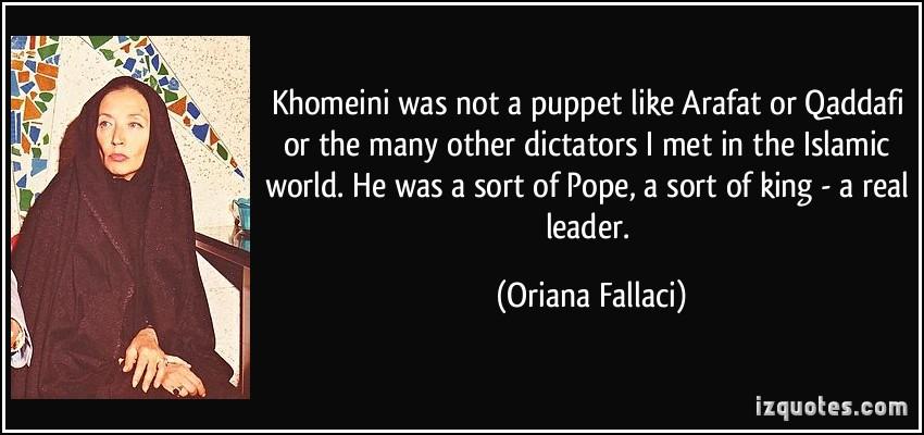 Oriana Fallaci's quote #5