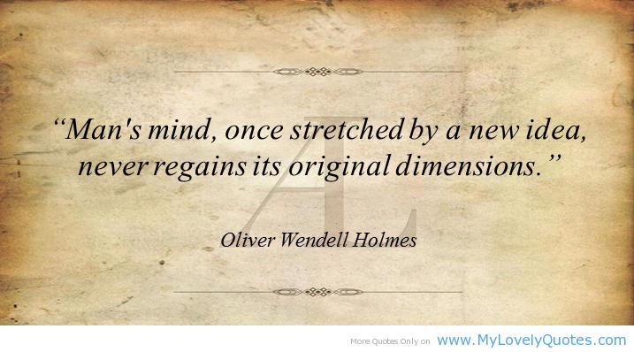 Original Ideas quote #1