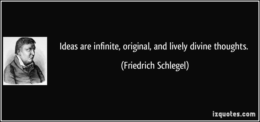 Original Ideas quote #2