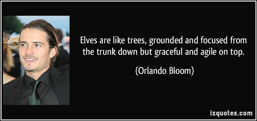 Orlando Bloom's quote #1