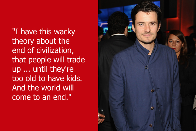 Orlando Bloom's quote #5