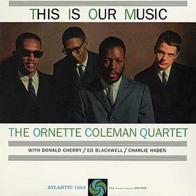 Ornette Coleman's quote #3