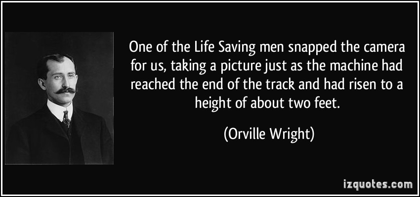 Orville Wright's quote #6