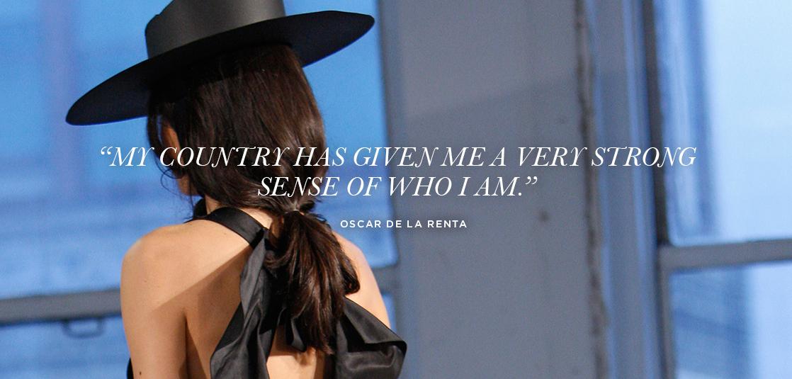 Oscar de la Renta's quote #7