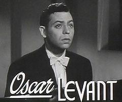 Oscar Levant's quote #4