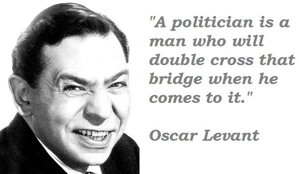 Oscar Levant's quote #5