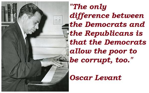 Oscar Levant's quote #7