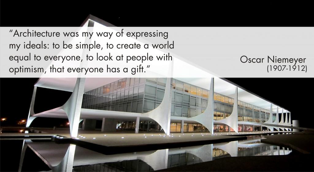 Oscar Niemeyer's quote #7