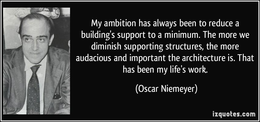Oscar Niemeyer's quote #5
