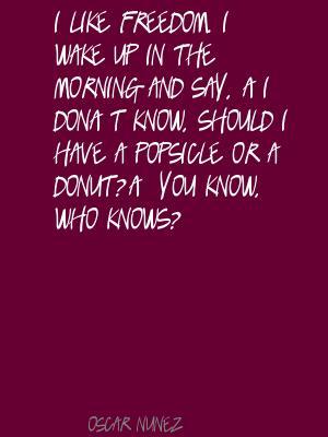Oscar Nunez's quote #6