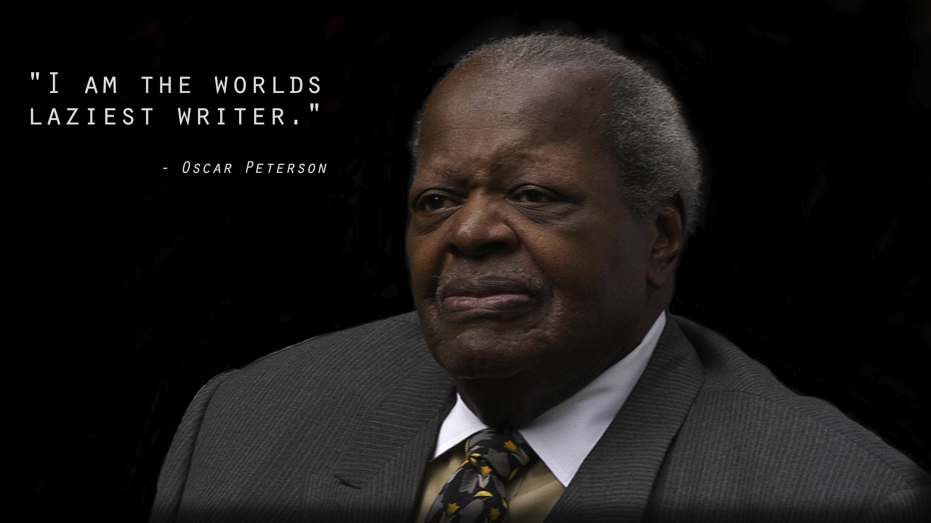 Oscar Peterson's quote #2
