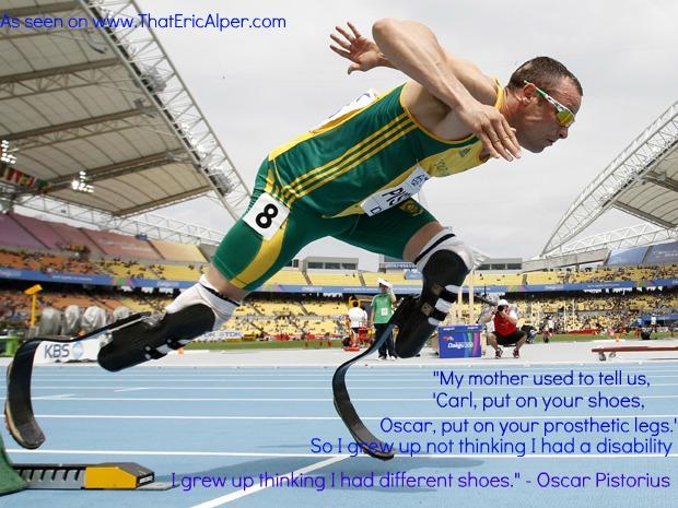 Oscar Pistorius's quote #2
