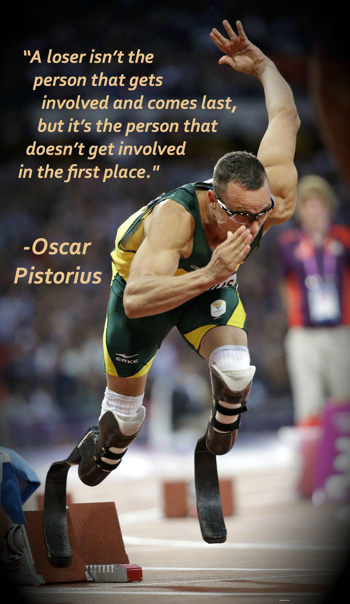 Oscar Pistorius's quote #3