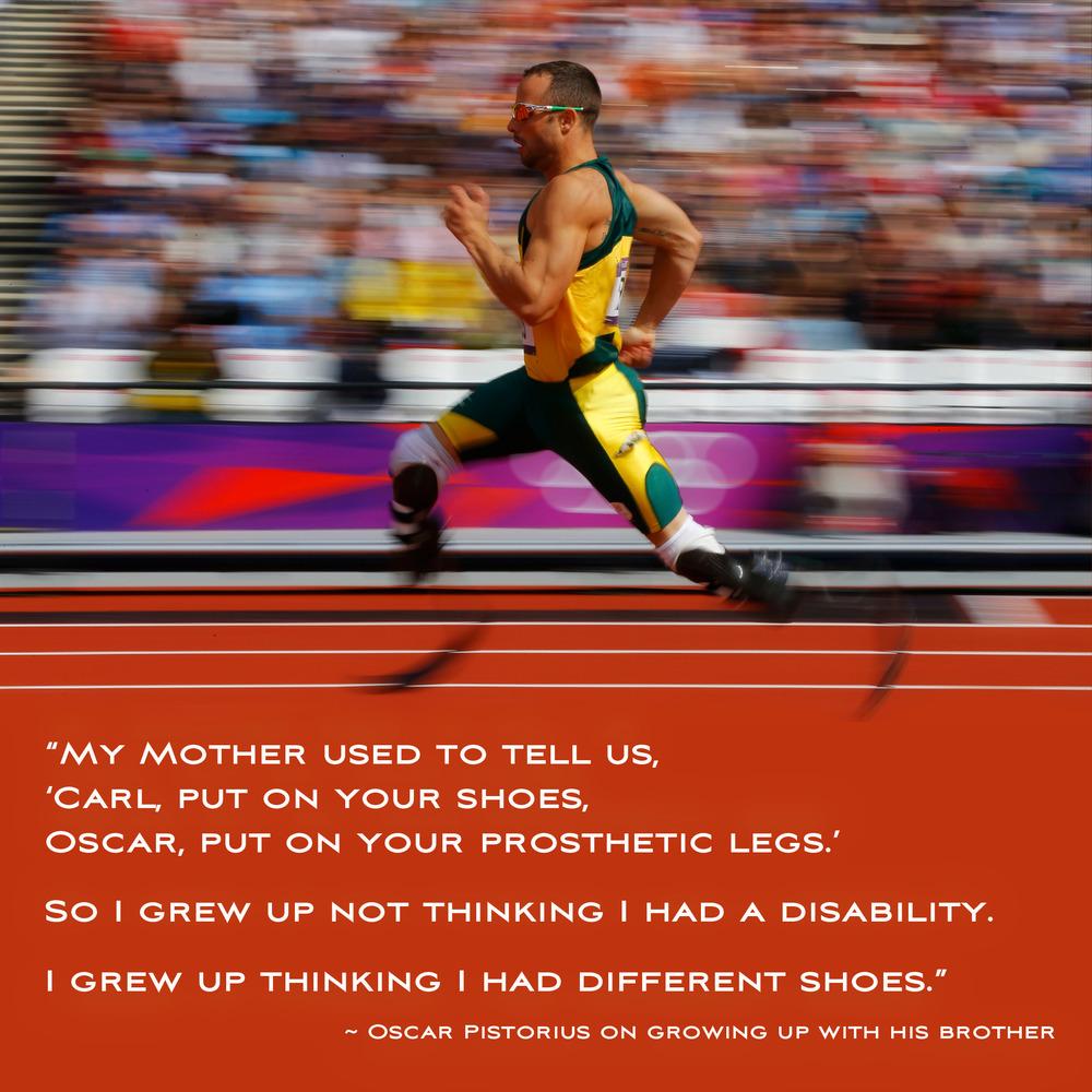 Oscar Pistorius's quote #4
