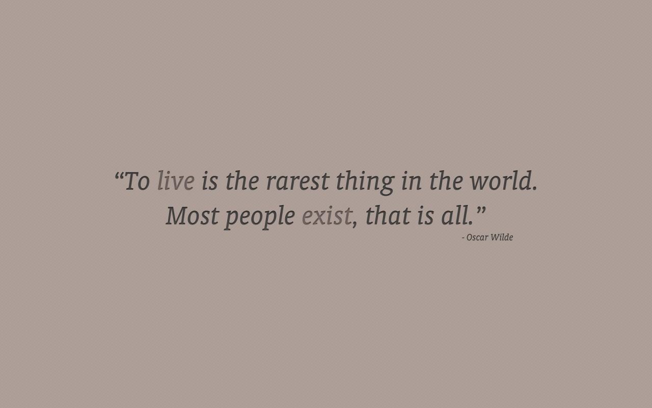 Oscar quote #6