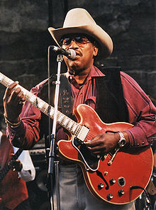 Otis Rush's quote #3