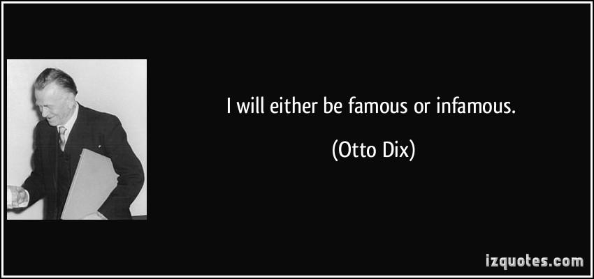 Otto Dix's quote #1