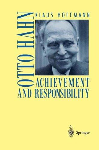 Otto Hahn's quote #2