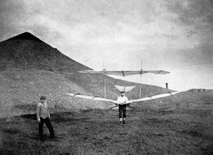 Quotes Otto Lilienthal Otto Lilienthal's Quote 1