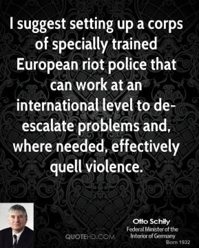 Otto Schily's quote