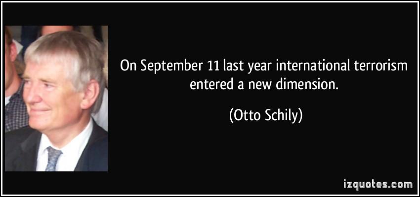 Otto Schily's quote #3