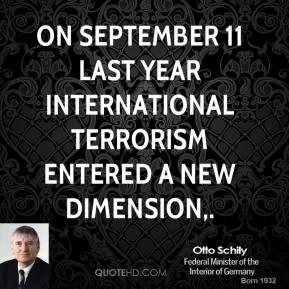 Otto Schily's quote #5