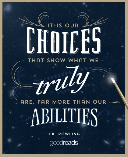 Our Choice quote #2
