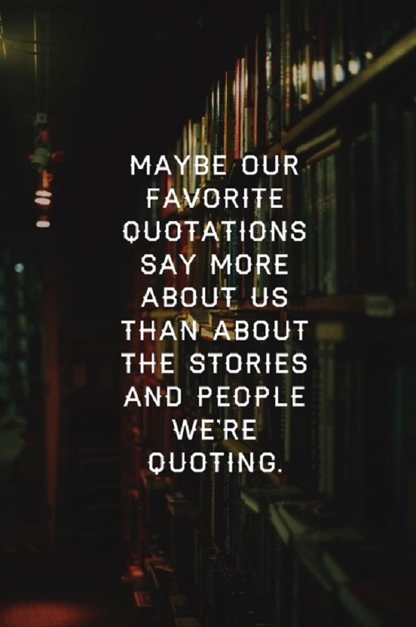 Our quote #1