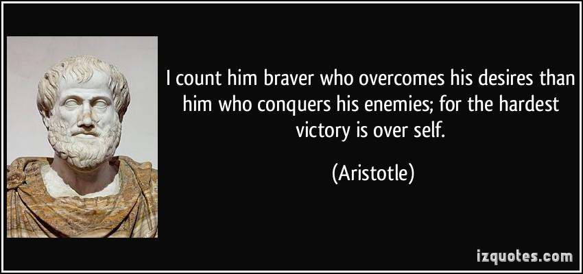 Overcomes quote #1