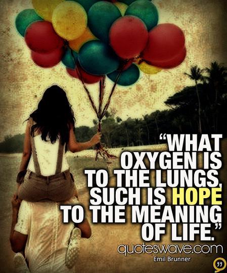 Oxygen quote #3