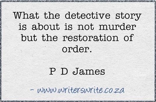 P. D. James's quote #4