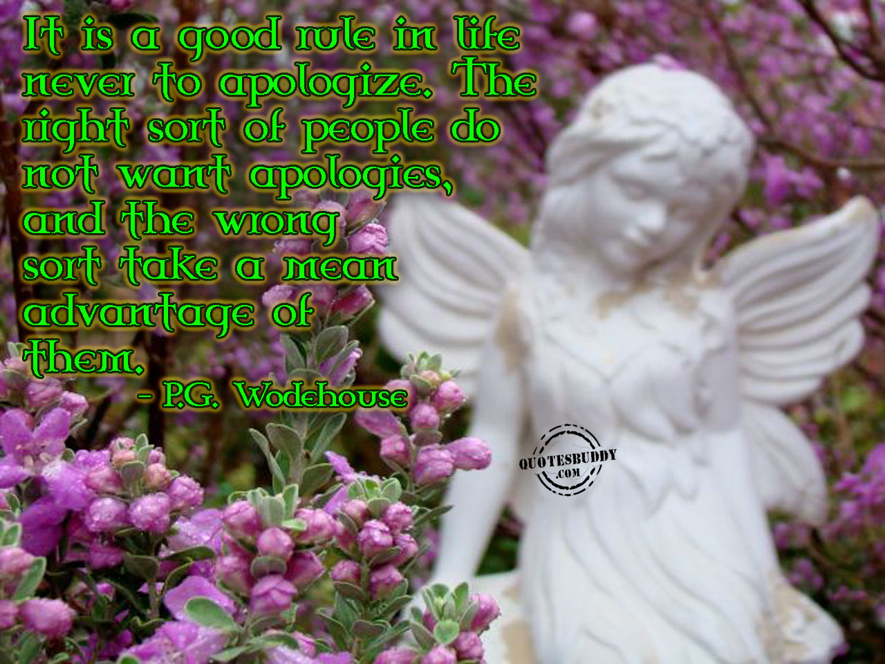 P. G. Wodehouse's quote #6