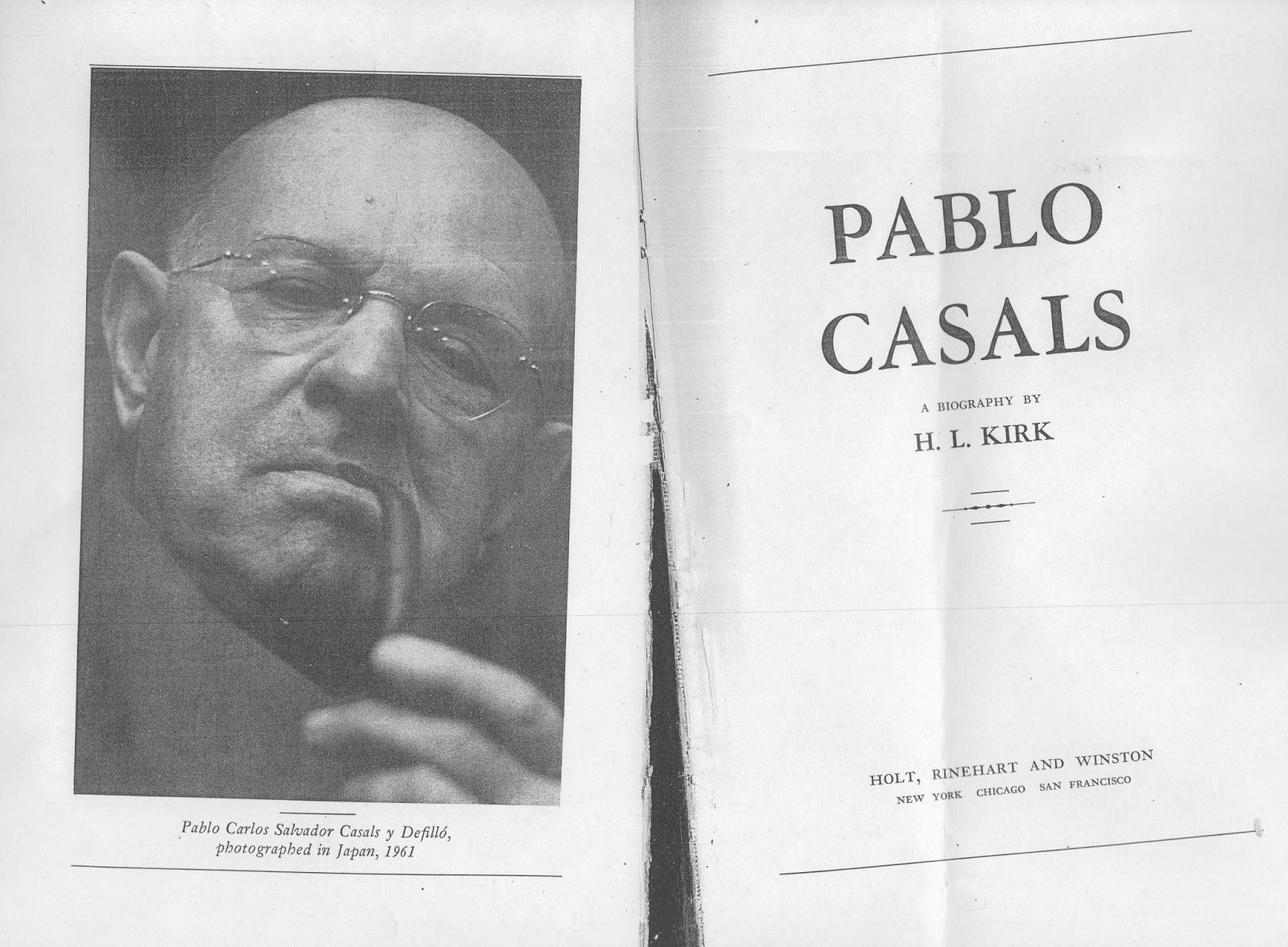 Pablo Casals's quote #8