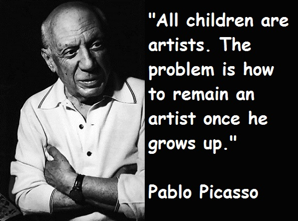 Pablo Picasso's quote #8
