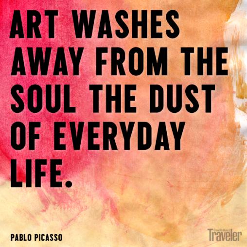 Pablo Picasso's quote #5