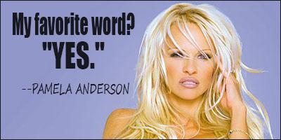Pamela Anderson's quote #3